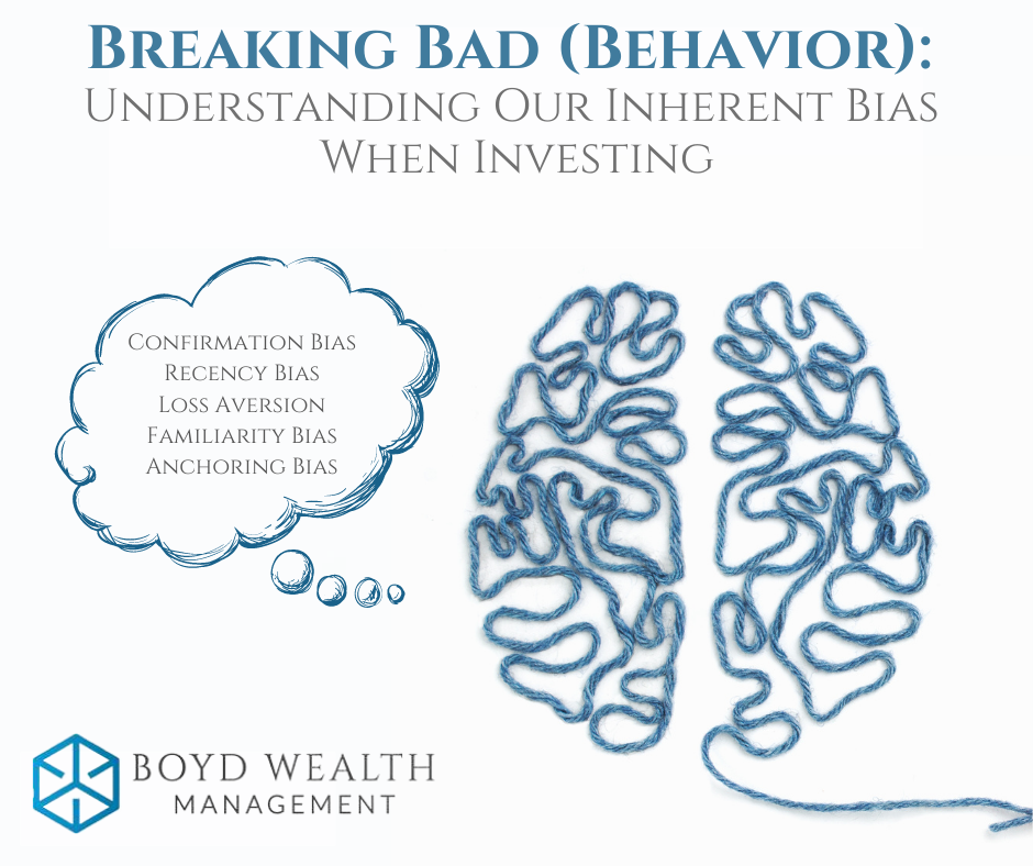 Breaking Bad (Behavior) - Understanding Our Inherent Bias When Investing Thumbnail