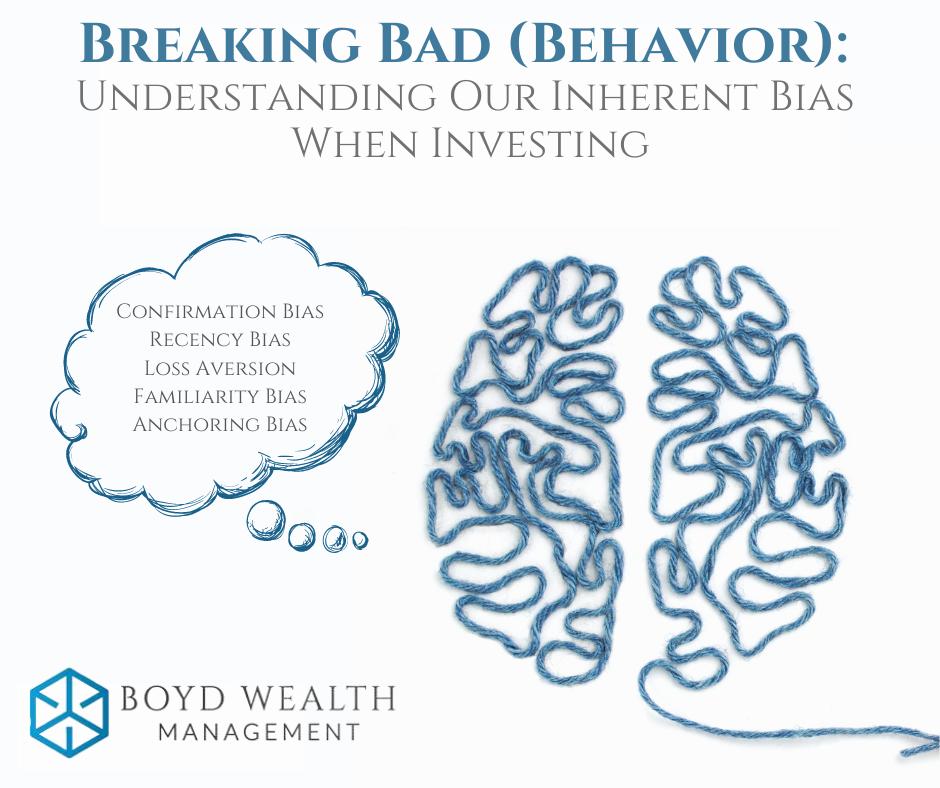 Breaking Bad (Behavior) - Understanding Our Inherent Bias When Investing Thumbnail