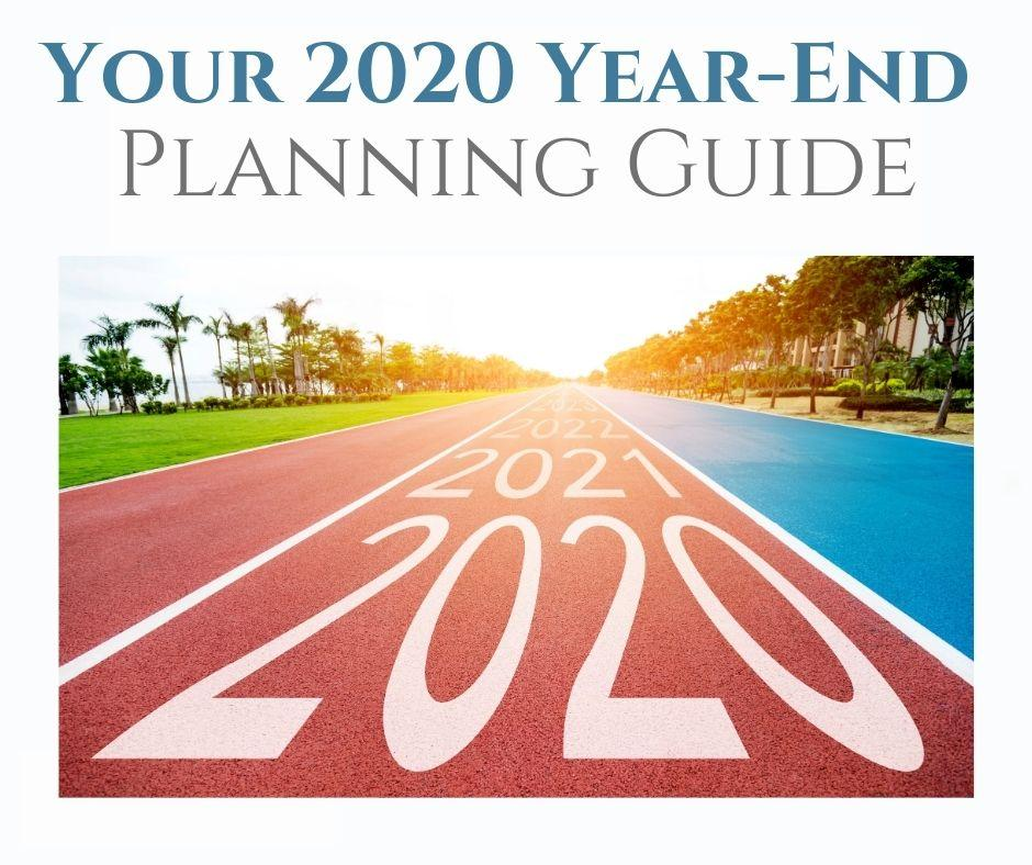2020 Year-End Planning Guide Thumbnail