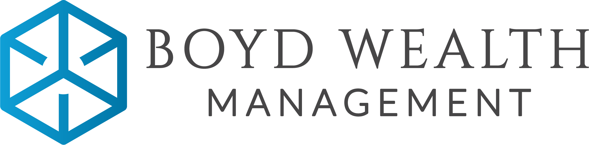 Logo for Boyd Wealth Management