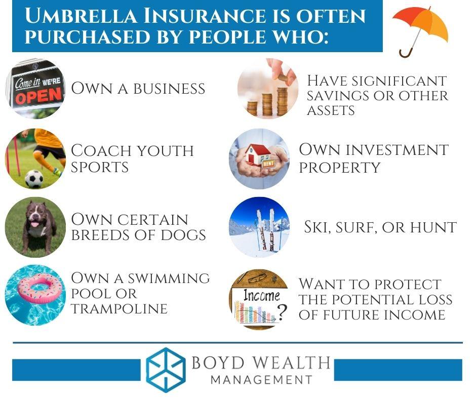 Who Owns Umbrella Insurance?