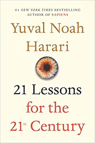 21 Lessons for the 21st Century - Recommended Book Thumbnail