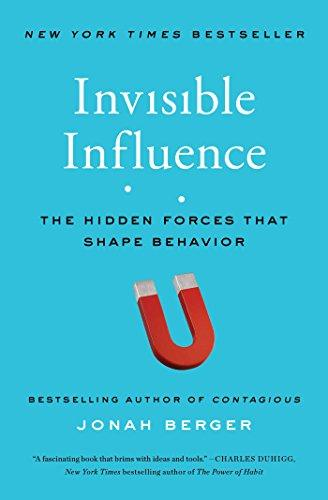 Invisible Influence - Recommended Book Thumbnail