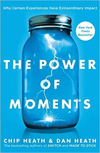 The Power of Moments - Recommended Book Thumbnail