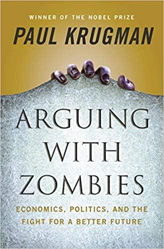 Arguing with Zombies - Recommended Book Thumbnail