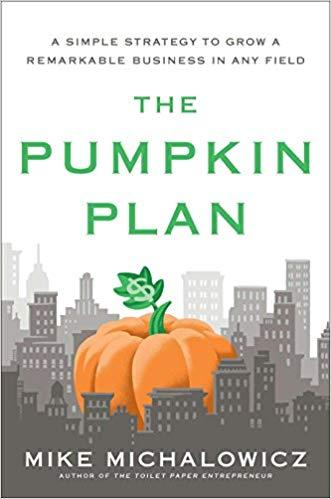 The Pumpkin Plan - Recommended Book Thumbnail