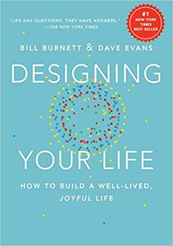 Designing Your Life - Recommended Book Thumbnail