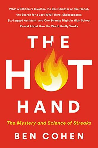 The Hot Hand by Ben Cohen - Recommended Book Thumbnail