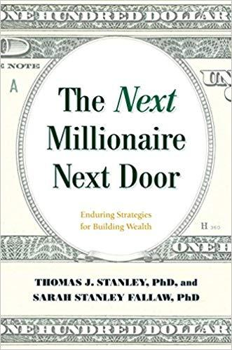 The Next Millionaire Next Door - Recommended Book Thumbnail