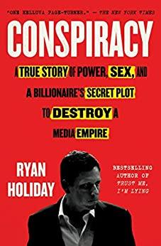 Conspiracy - Recommended Book Thumbnail