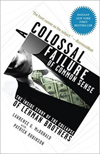 A Colossal Failure of Common Sense - Recommended Book Thumbnail