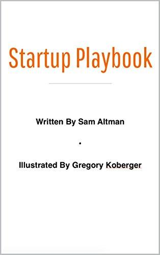 Startup Playbook - Recommended Book Thumbnail