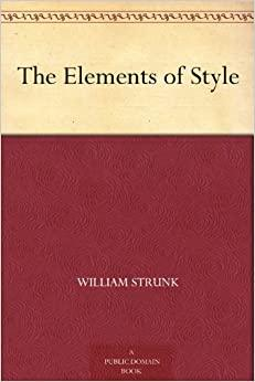 The Elements of Style - Recommended Book Thumbnail