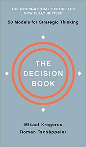 The Decision Book: Fifty Models for Strategic Thinking - Recommended Book Thumbnail