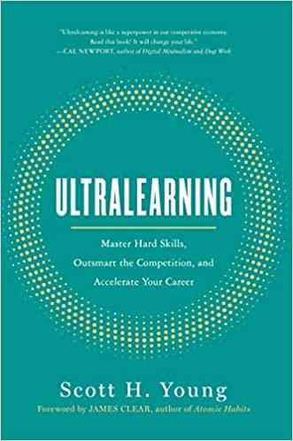 Ultralearning - Recommended Book Thumbnail