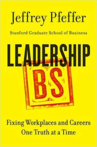 Leadership BS - Recommended Book Thumbnail