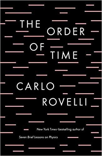 The Order of Time - Recommended Book Thumbnail