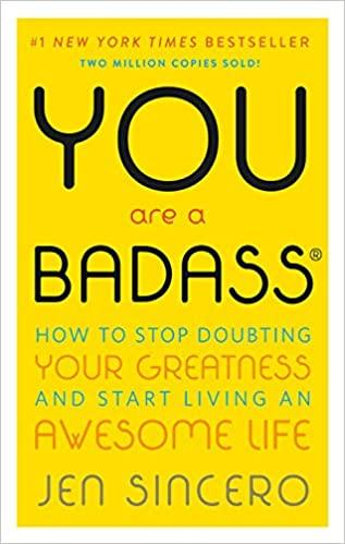You Are a Badass - Recommended Book Thumbnail