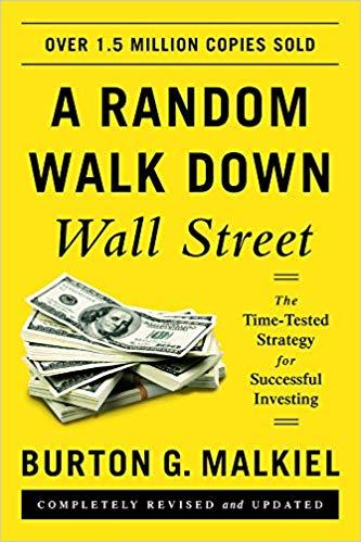 A Random Walk Down Wall Street - Recommended Book Thumbnail