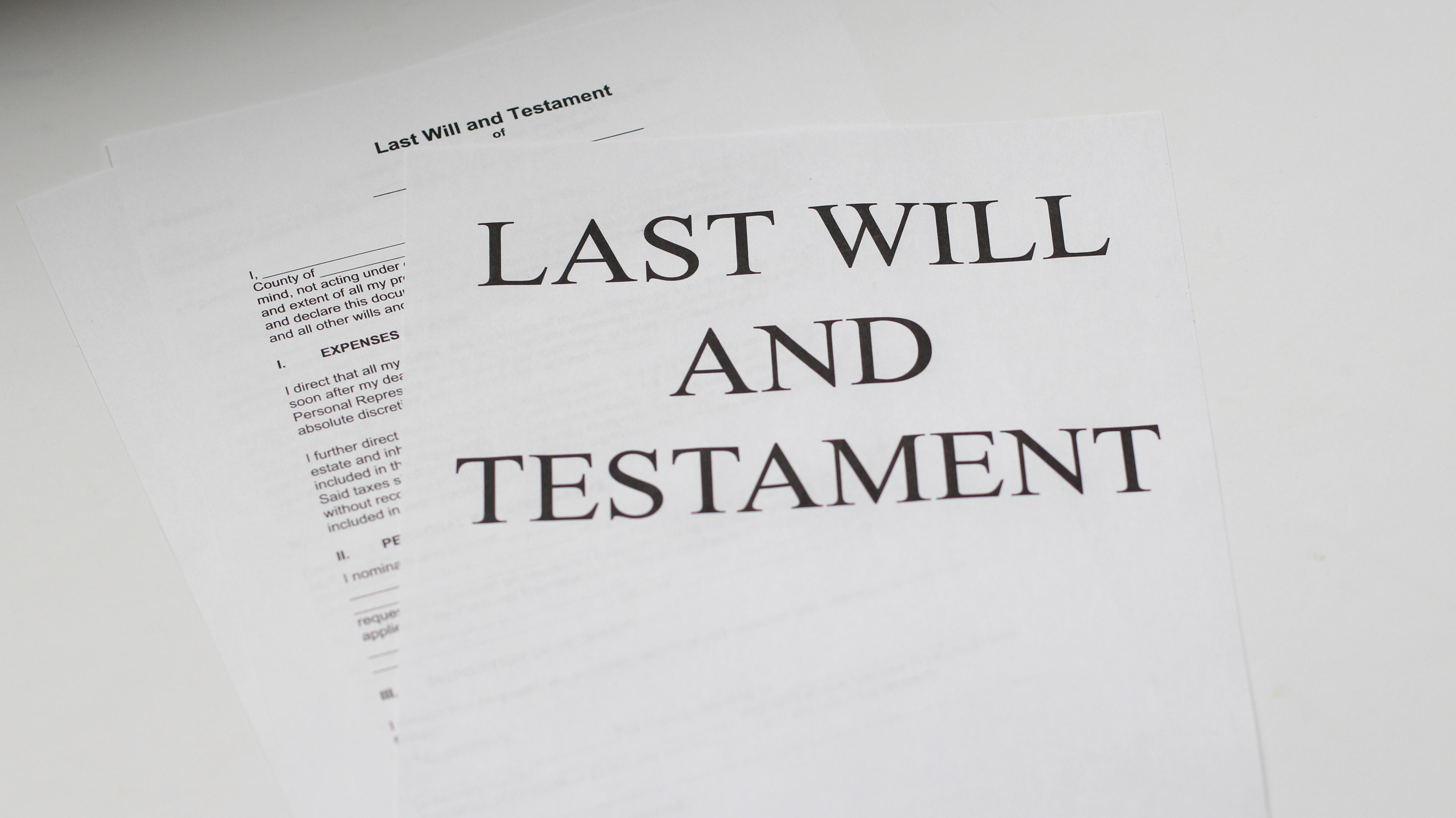 Don't Have a Will? Here's What Could Happen If You Pass Away Without One Thumbnail