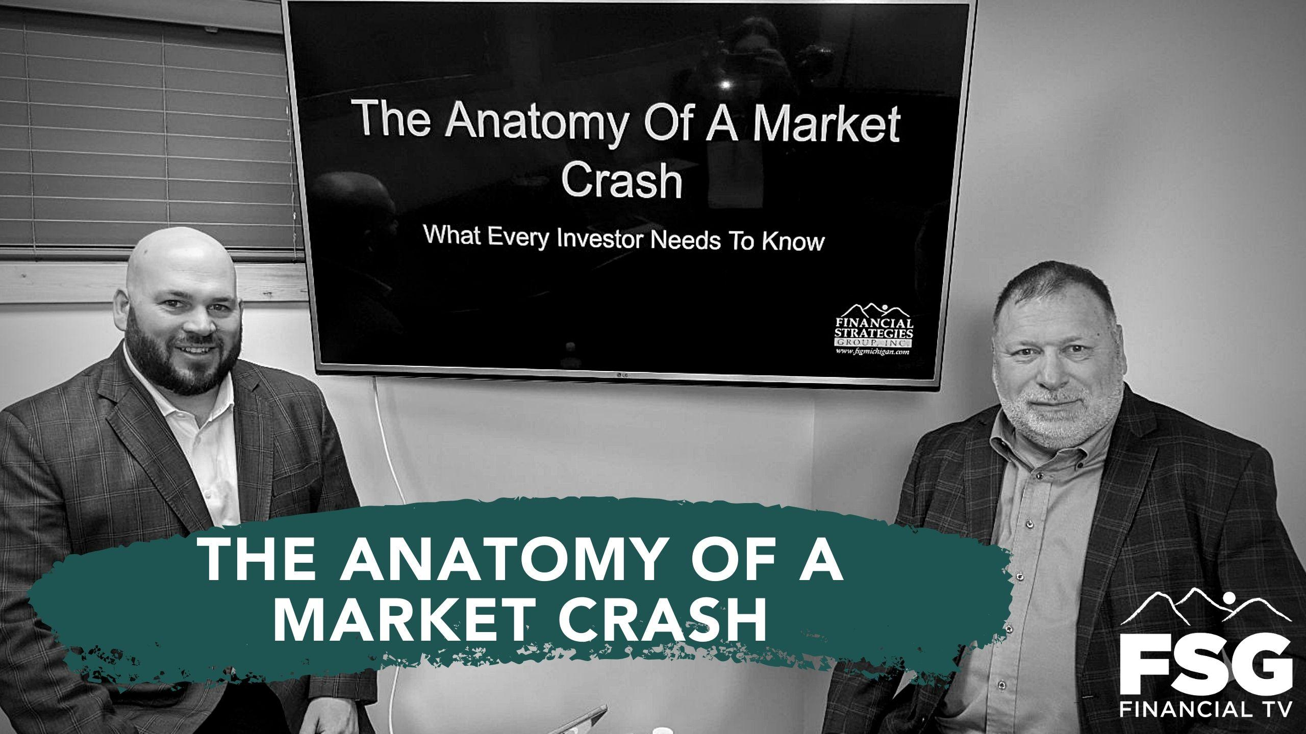 "Facebook LIVE: ""The Anatomy of a Market Crash"" Thumbnail"