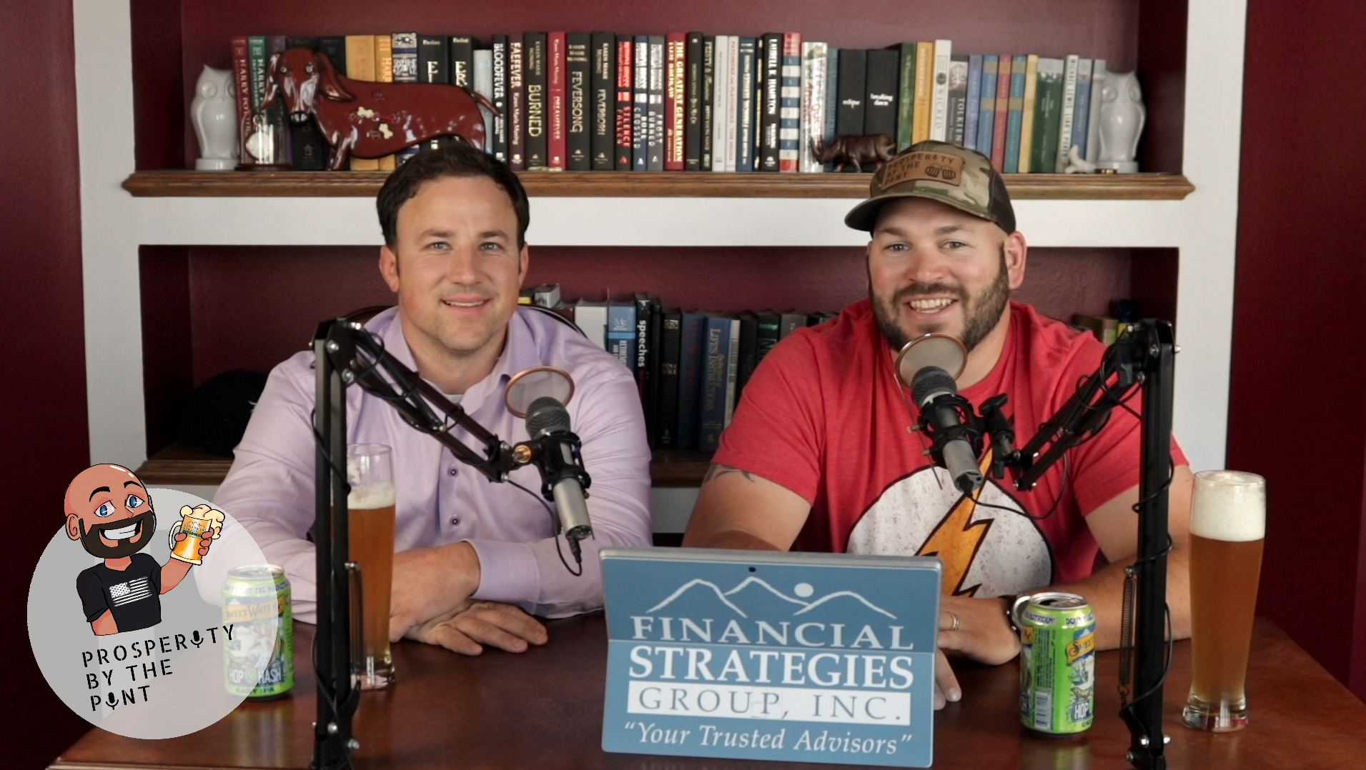 Episode #35: The Journey to Becoming a Fiduciary Financial Advisor With Ronnie Thompson Thumbnail