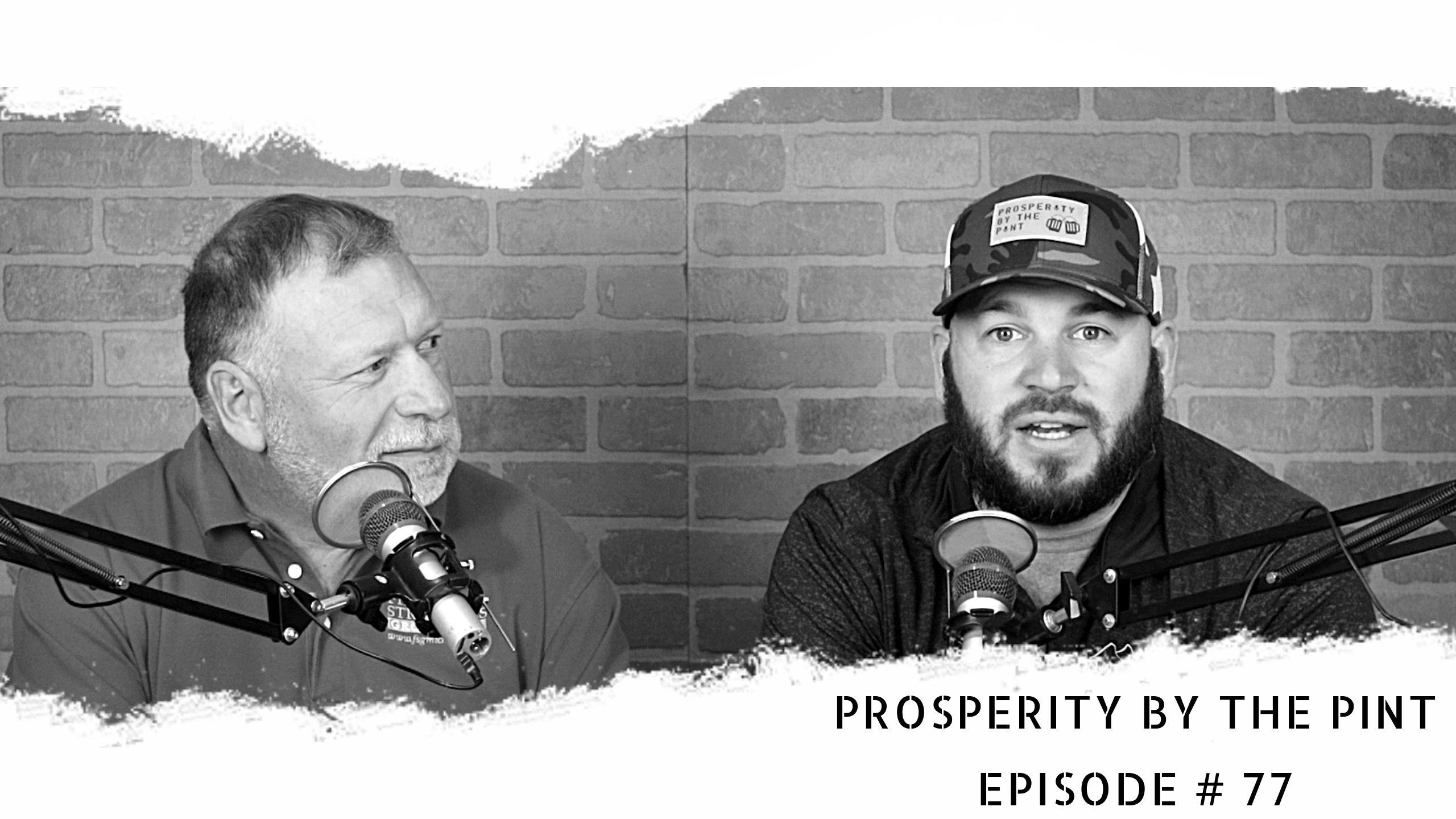 Episode #77: Passing The Pinnacle: An Entrepreneur's Story Part 3- With Mark Carter Thumbnail