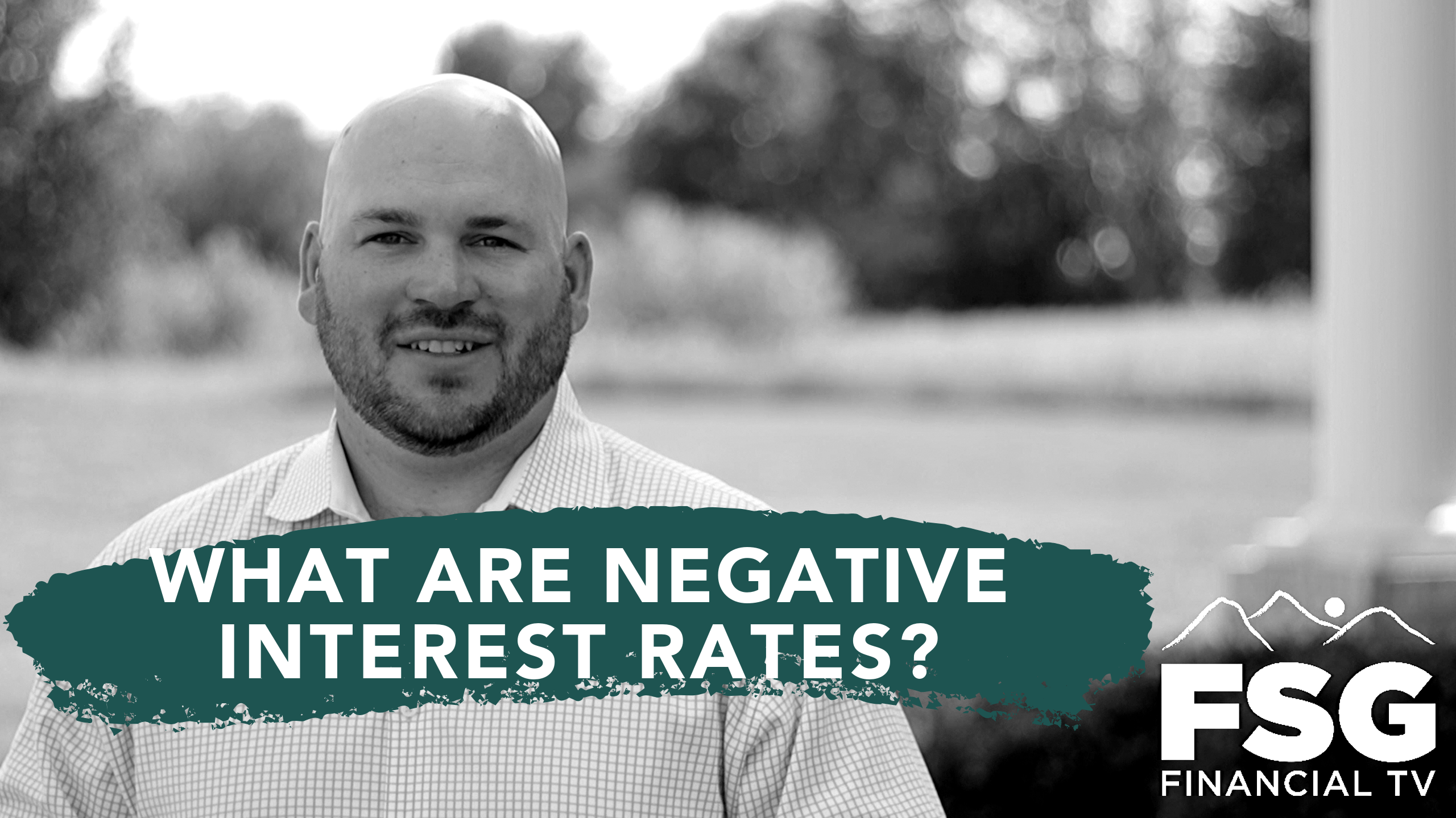 Educational Moment: What Are Negative Interest Rates? Thumbnail