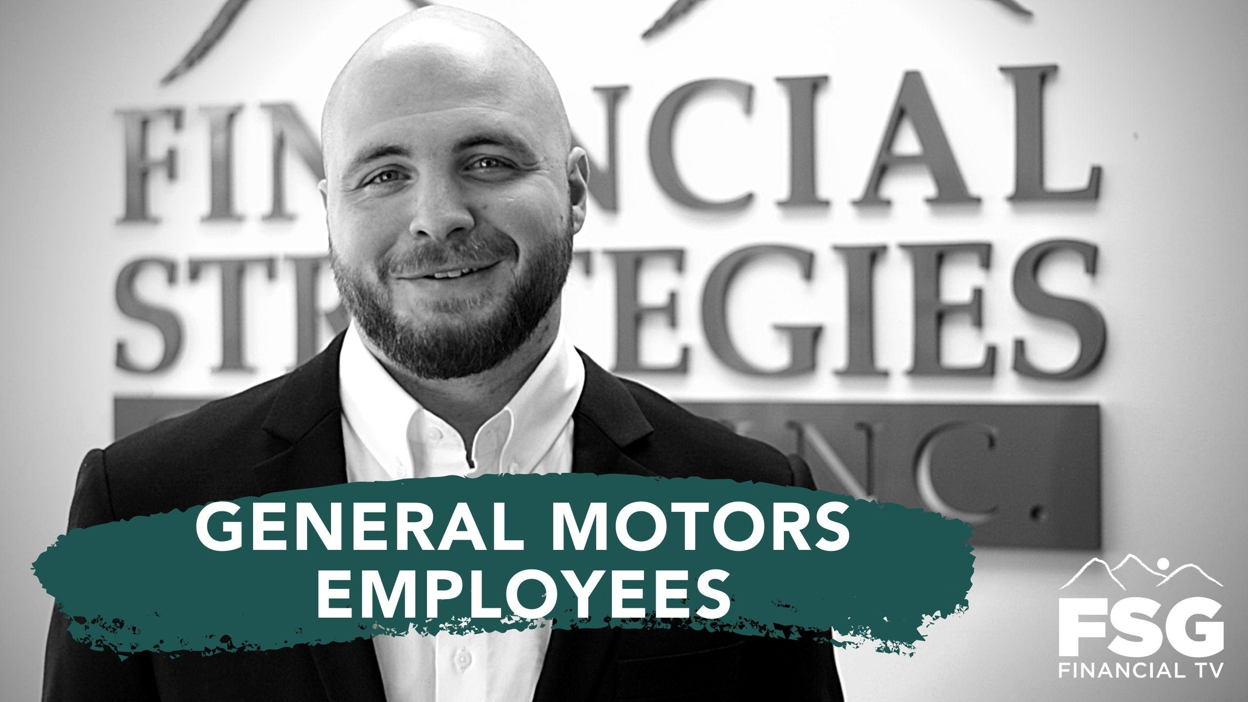 Educational Moment: General Motor Employees Thumbnail