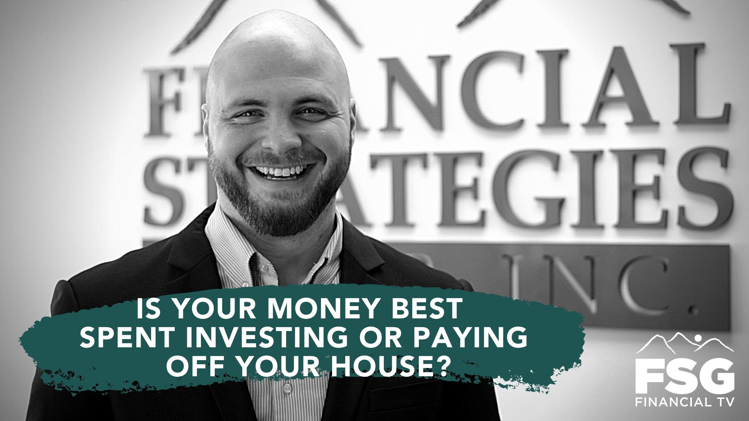 Educational Moment: Is Your Money Best Spent Investing or Paying Off Your House?	 Thumbnail
