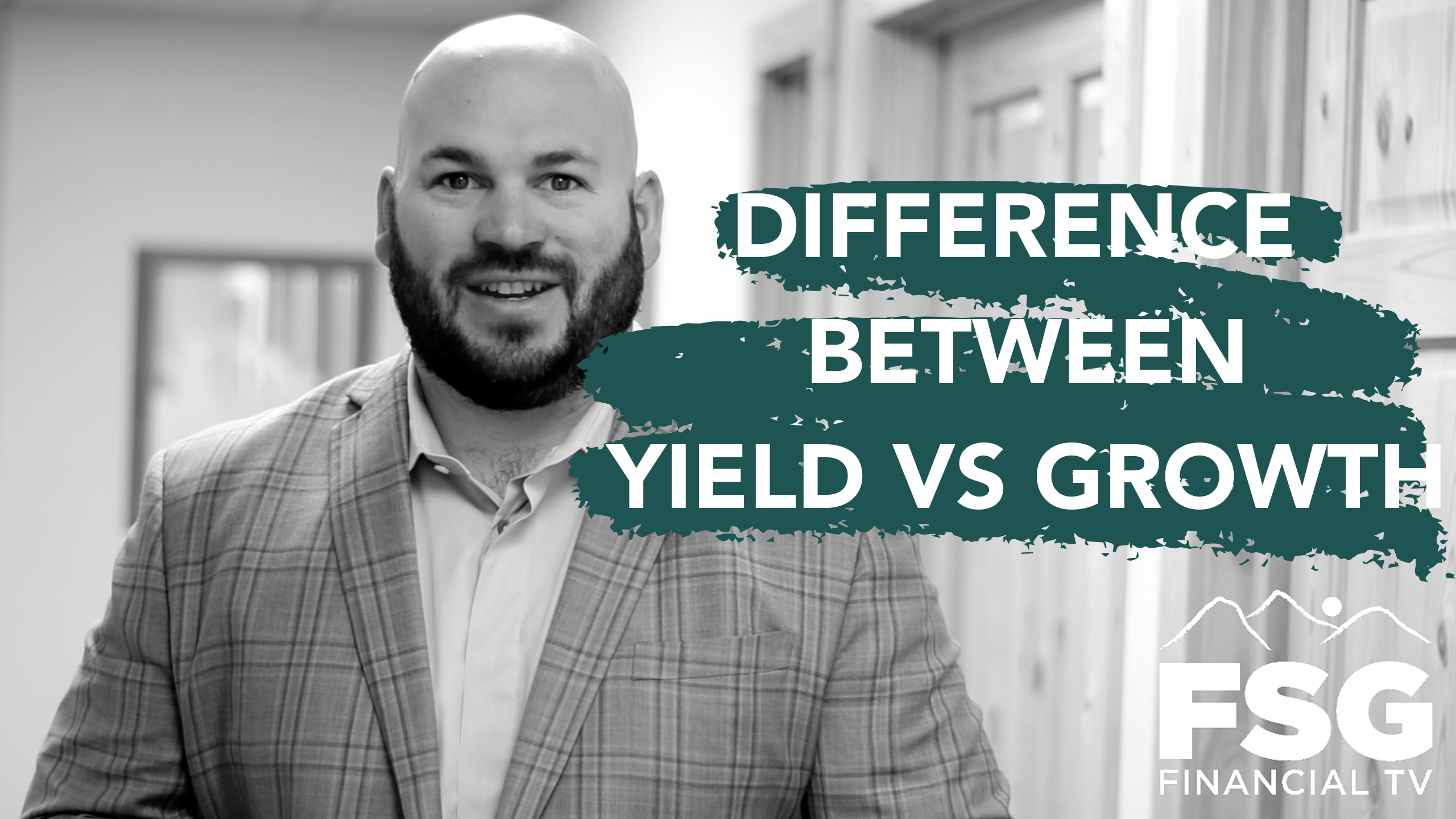 Educational Moment- Difference Between Yield vs Growth Thumbnail