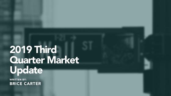 2019 Third Quarter Market Update Thumbnail