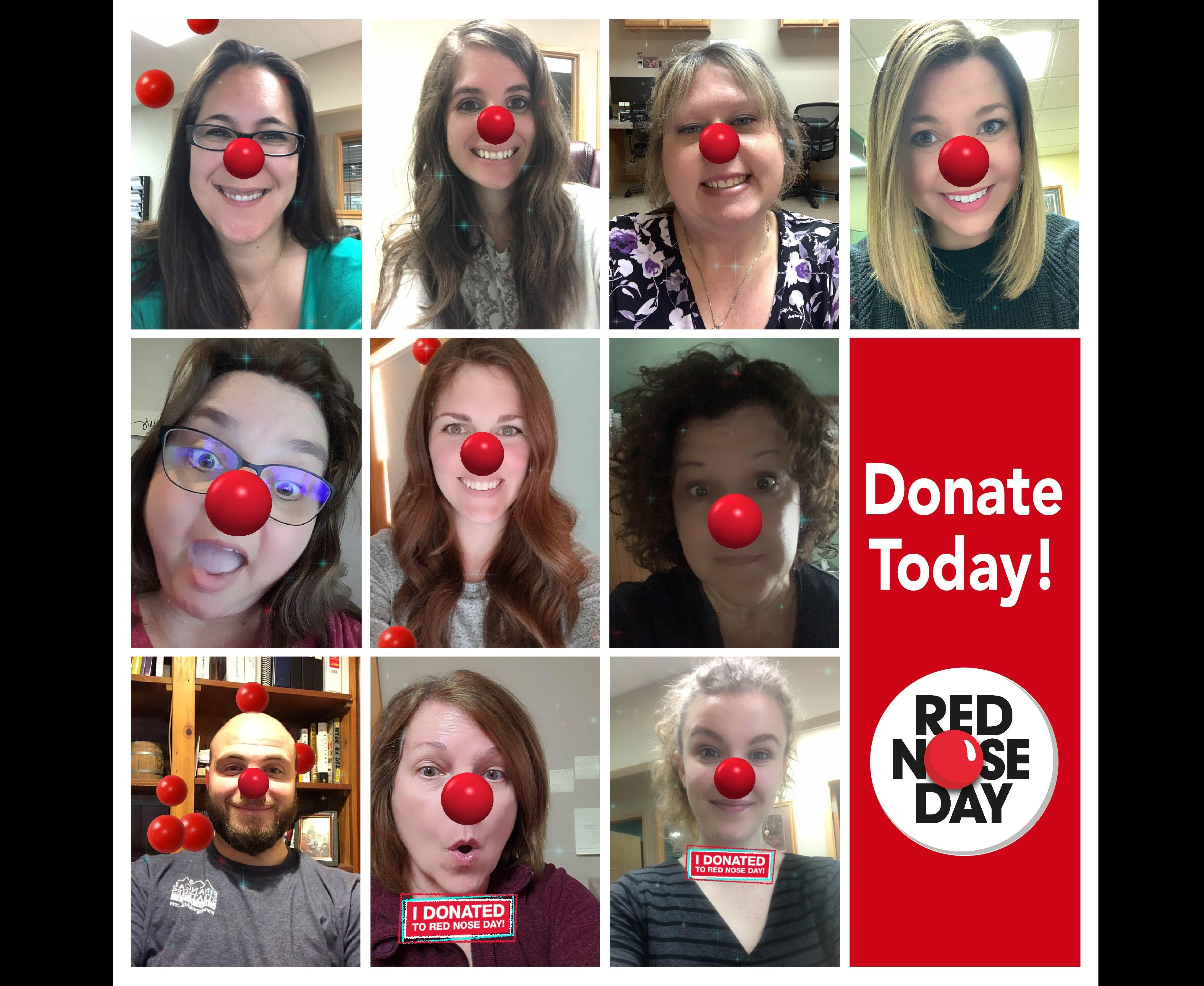 Red Nose Day Thumbnail