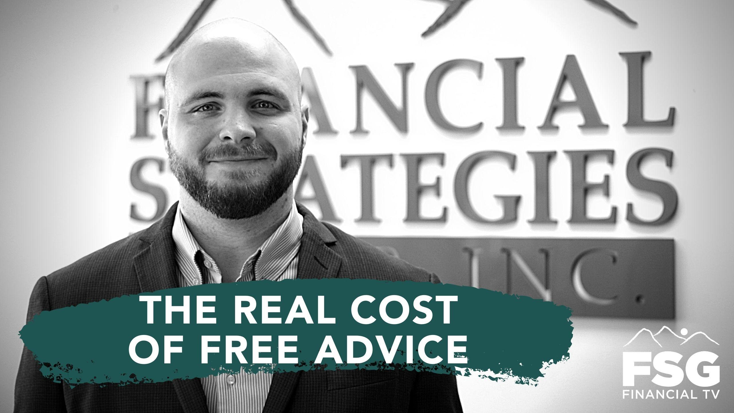Educational Moment: The REAL Cost of Free Advice Thumbnail