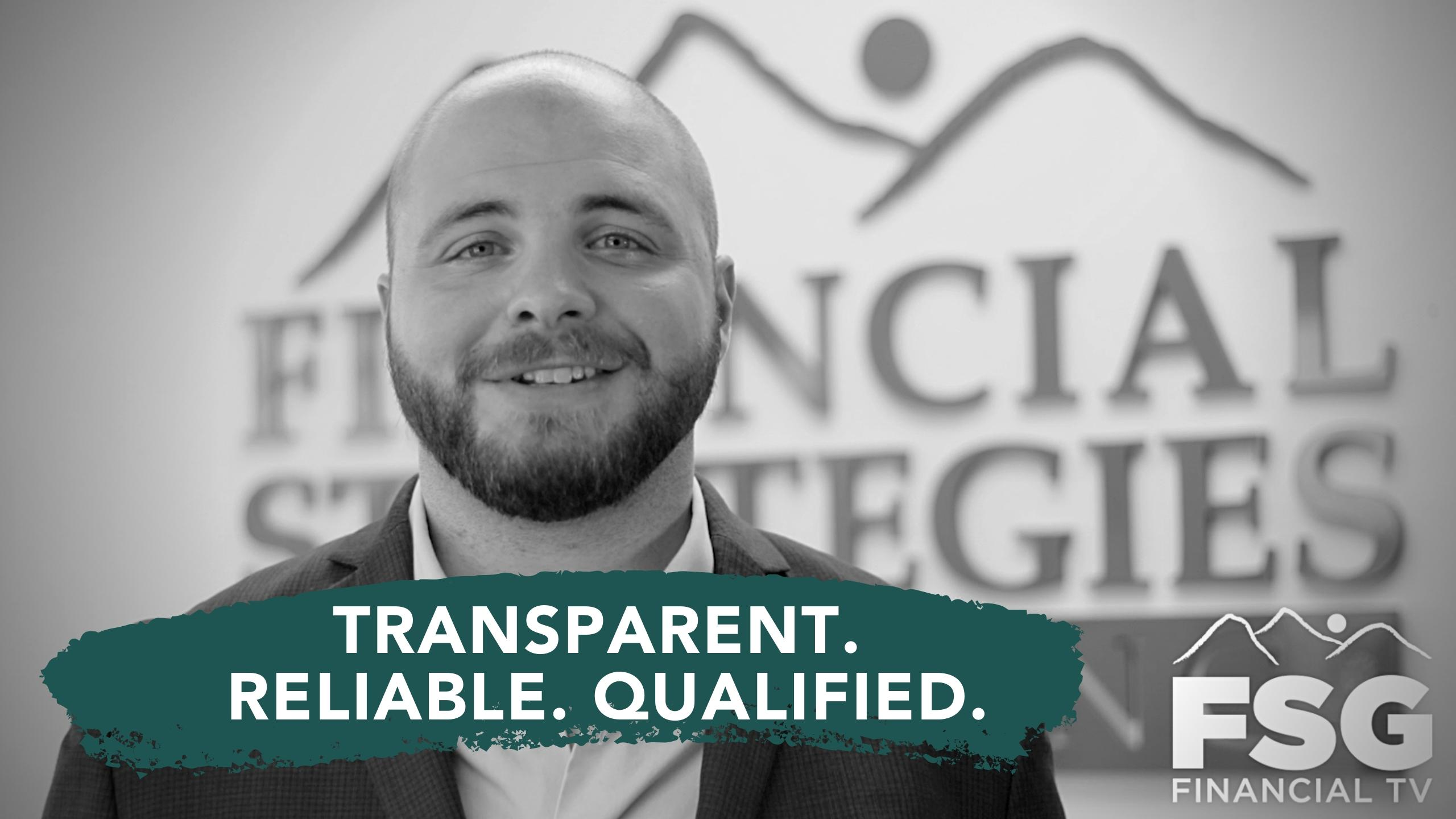 Educational Moment: Transparent. Reliable. Qualified. Thumbnail