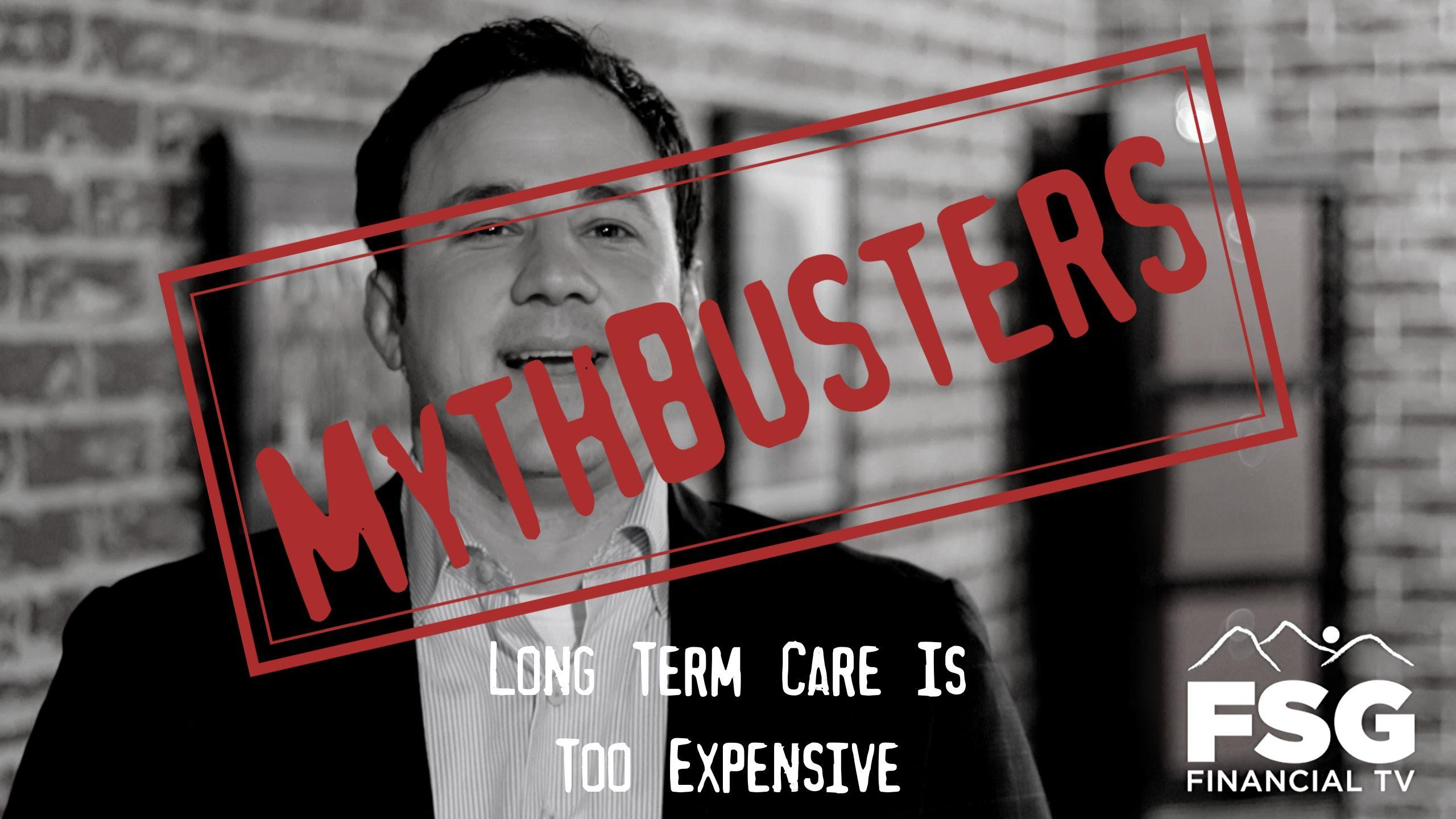 Mythbusters: Long Term Care Is Too Expensive Thumbnail