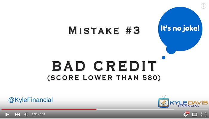 Financial Literacy Bad Credit
