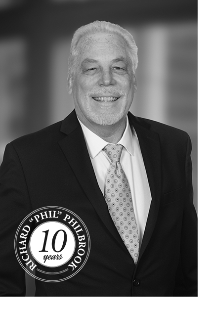 Richard Philbrook, Retirement and Financial Planning Analyst