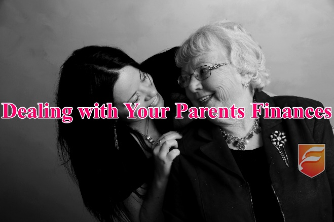 dealing with parents finances