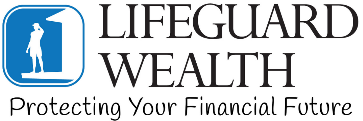 Logo for Lifeguard Wealth | Fee Only Financial Advisor in San Rafael, CA