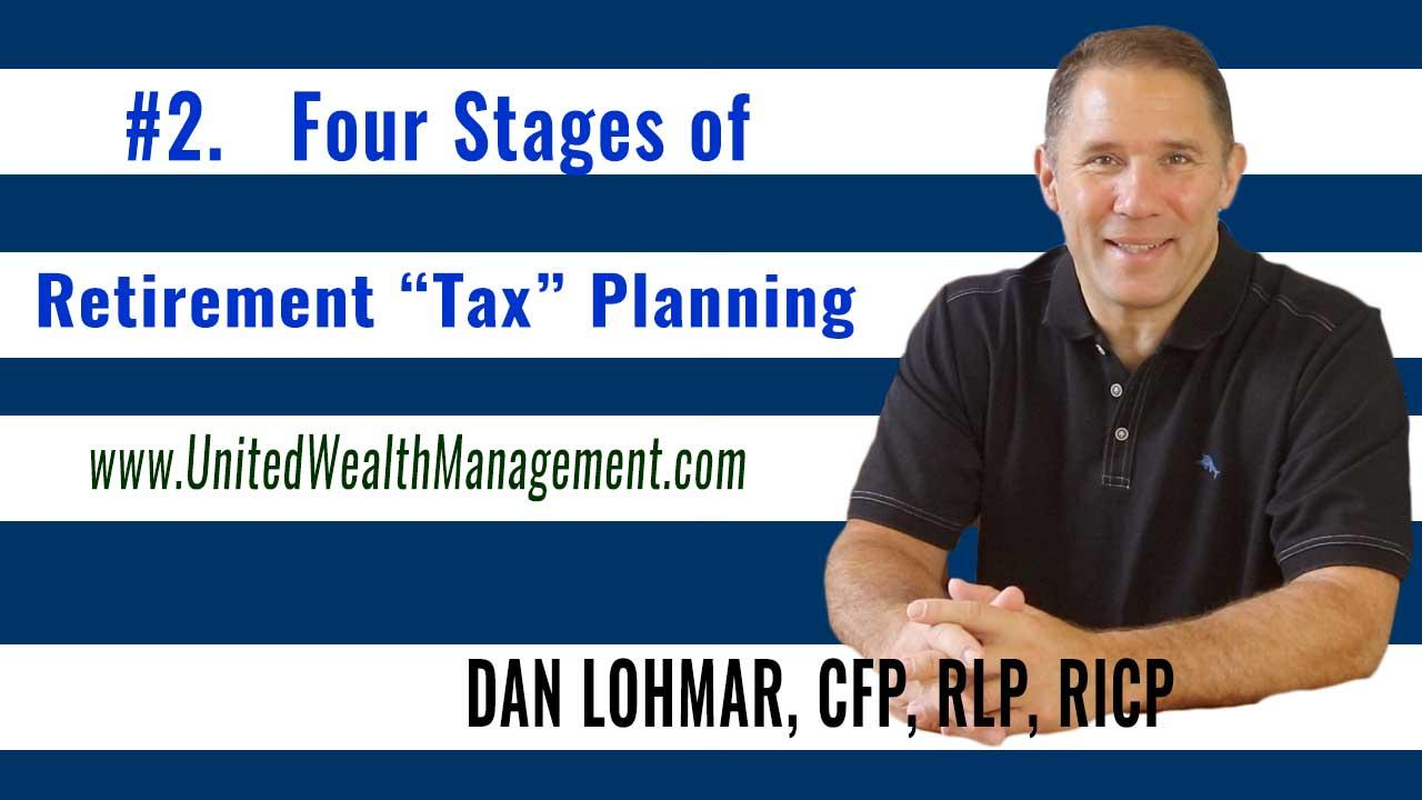 Four Stages of Retirement Tax Planning for United Pilots Thumbnail
