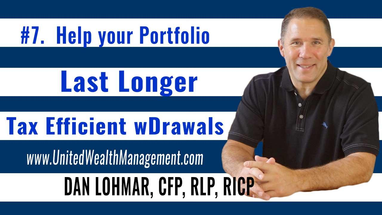Reducing taxes to help your portfolio last longer Thumbnail
