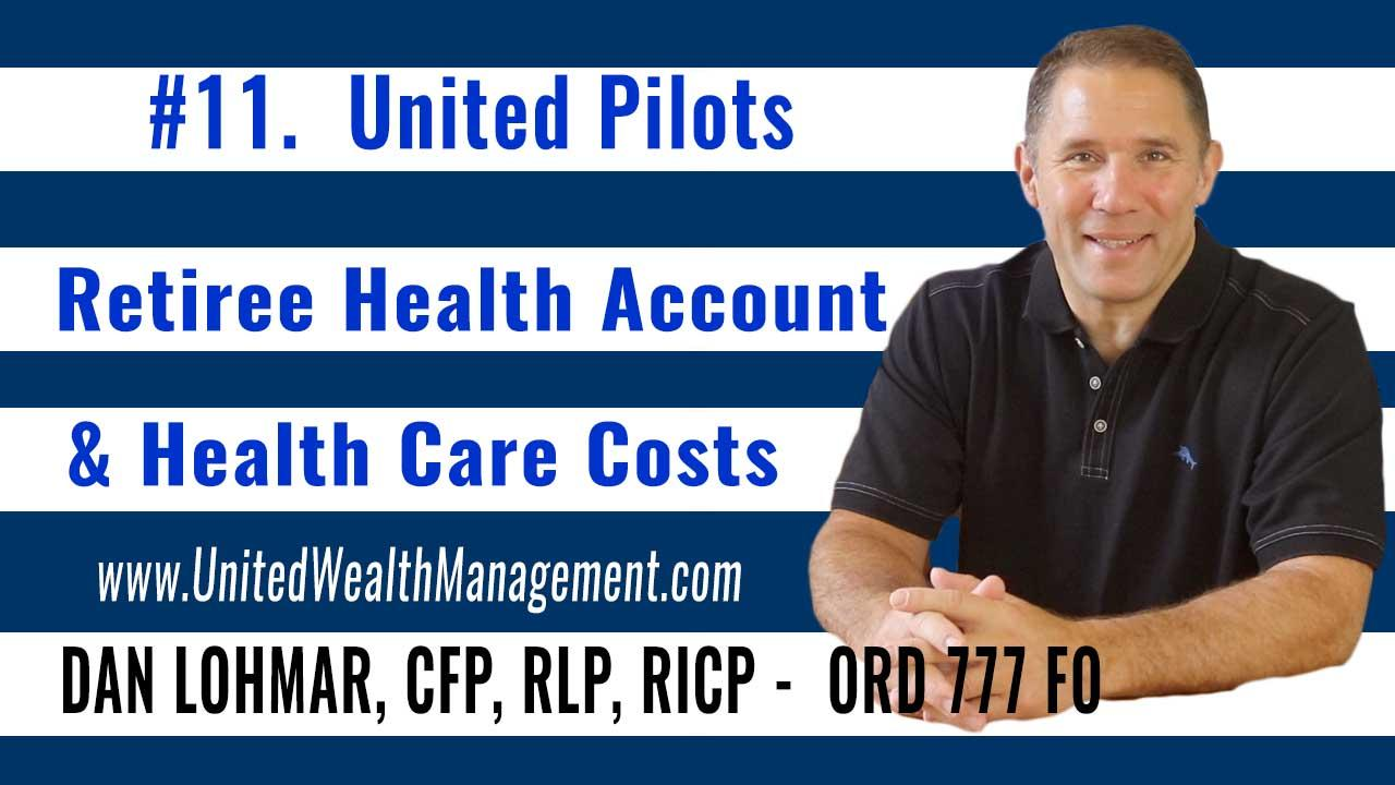 United Pilots Retiree Health Account and Medical Costs Thumbnail