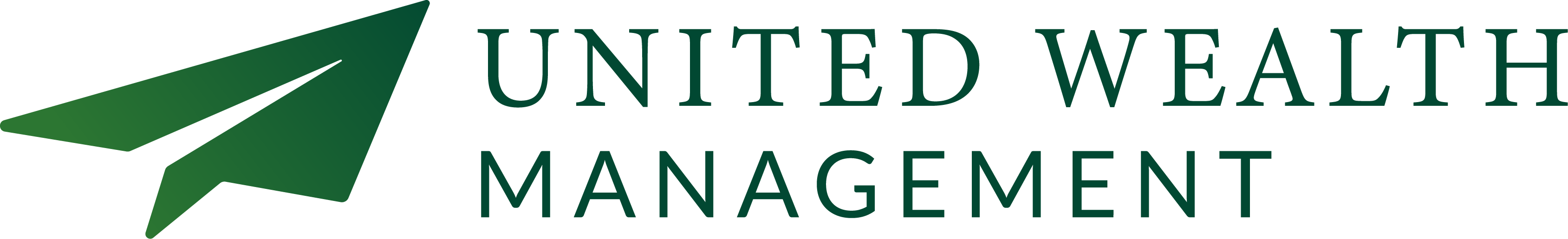 Logo for United Wealth Management