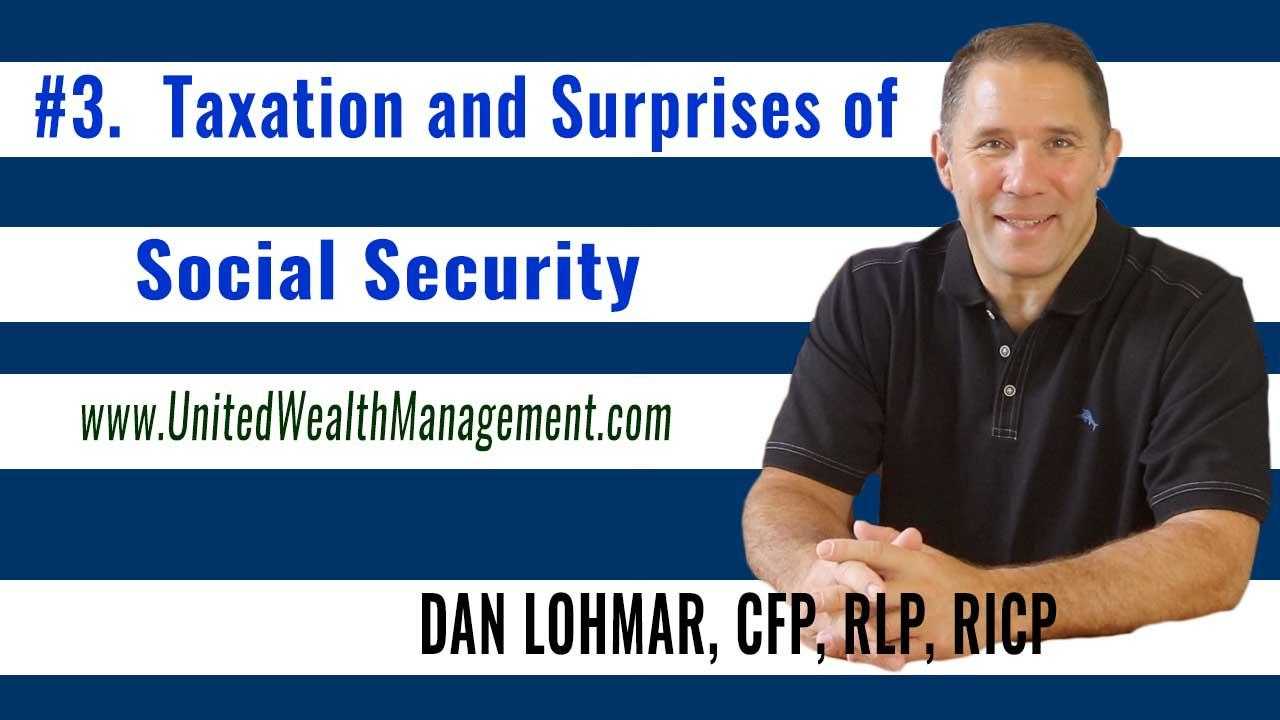 Taxation and Surprises of Social Security Thumbnail