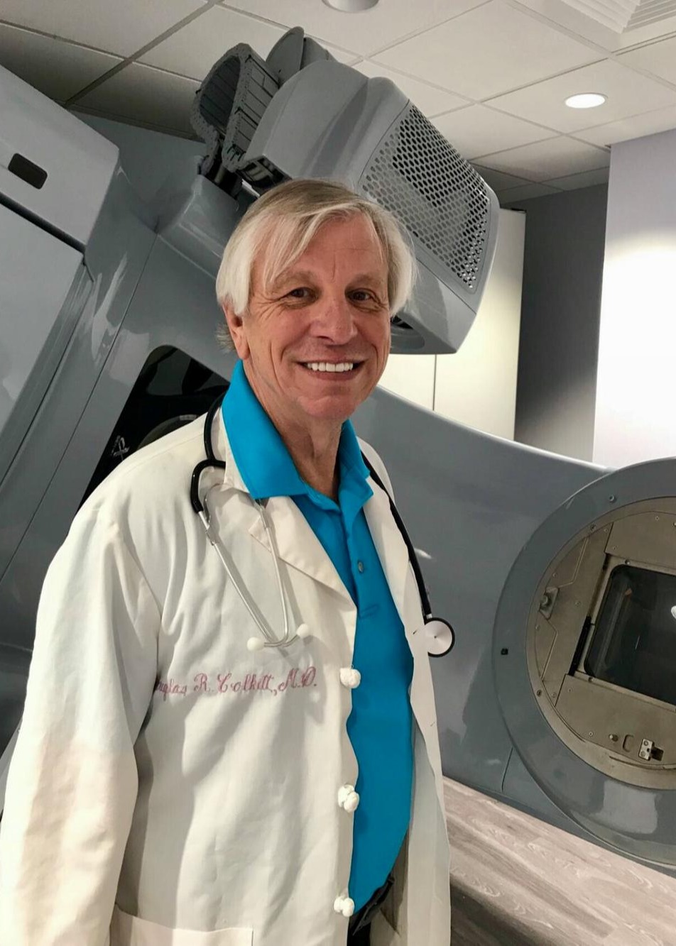 Dr. Douglas Colkitt, MD Hover Photo
