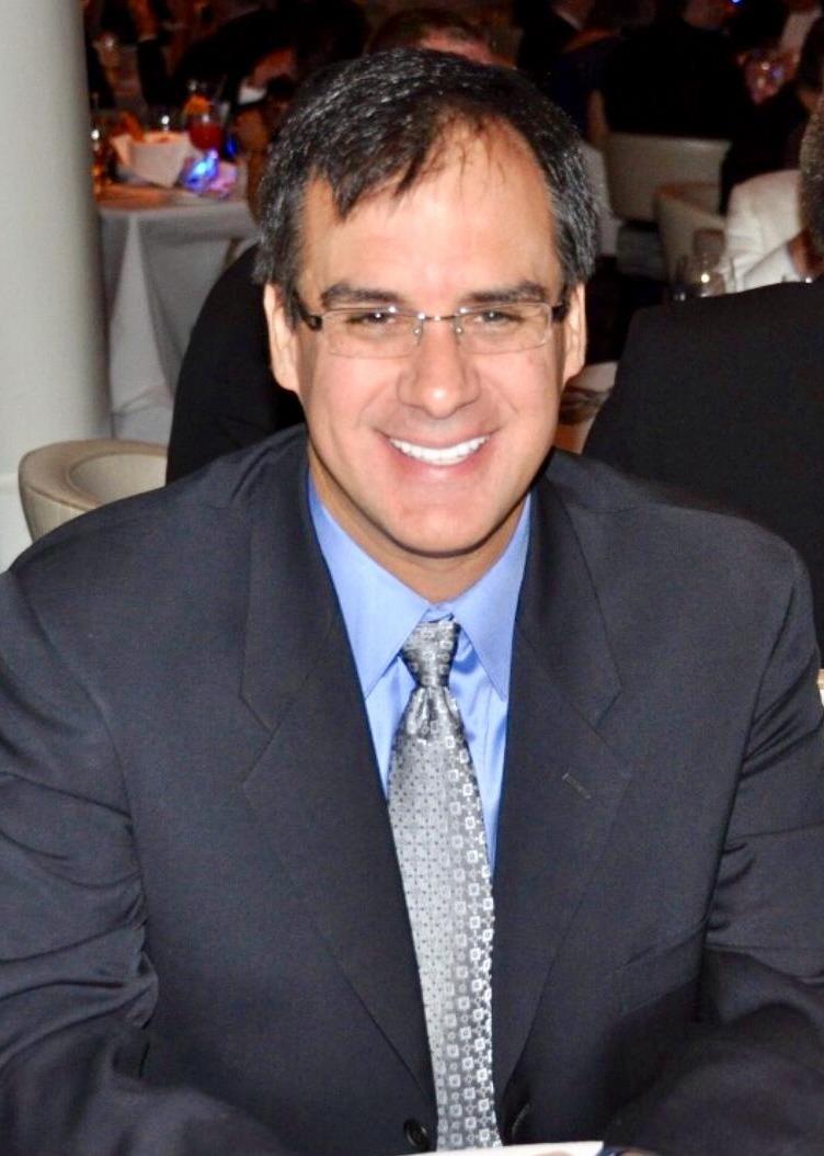 Dr. Paul Castro,  PhD DABR Hover Photo