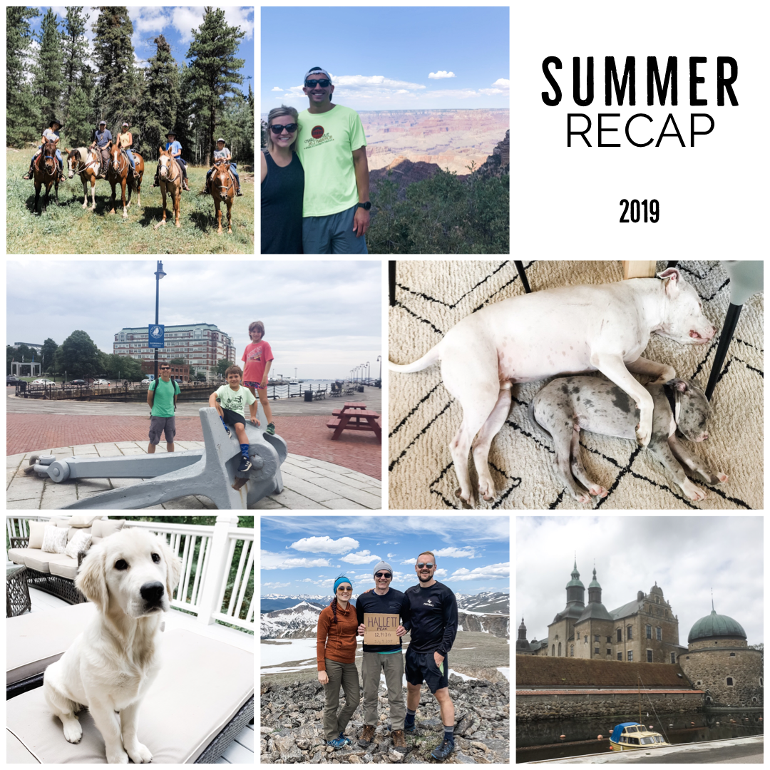 Summer Recap Thumbnail