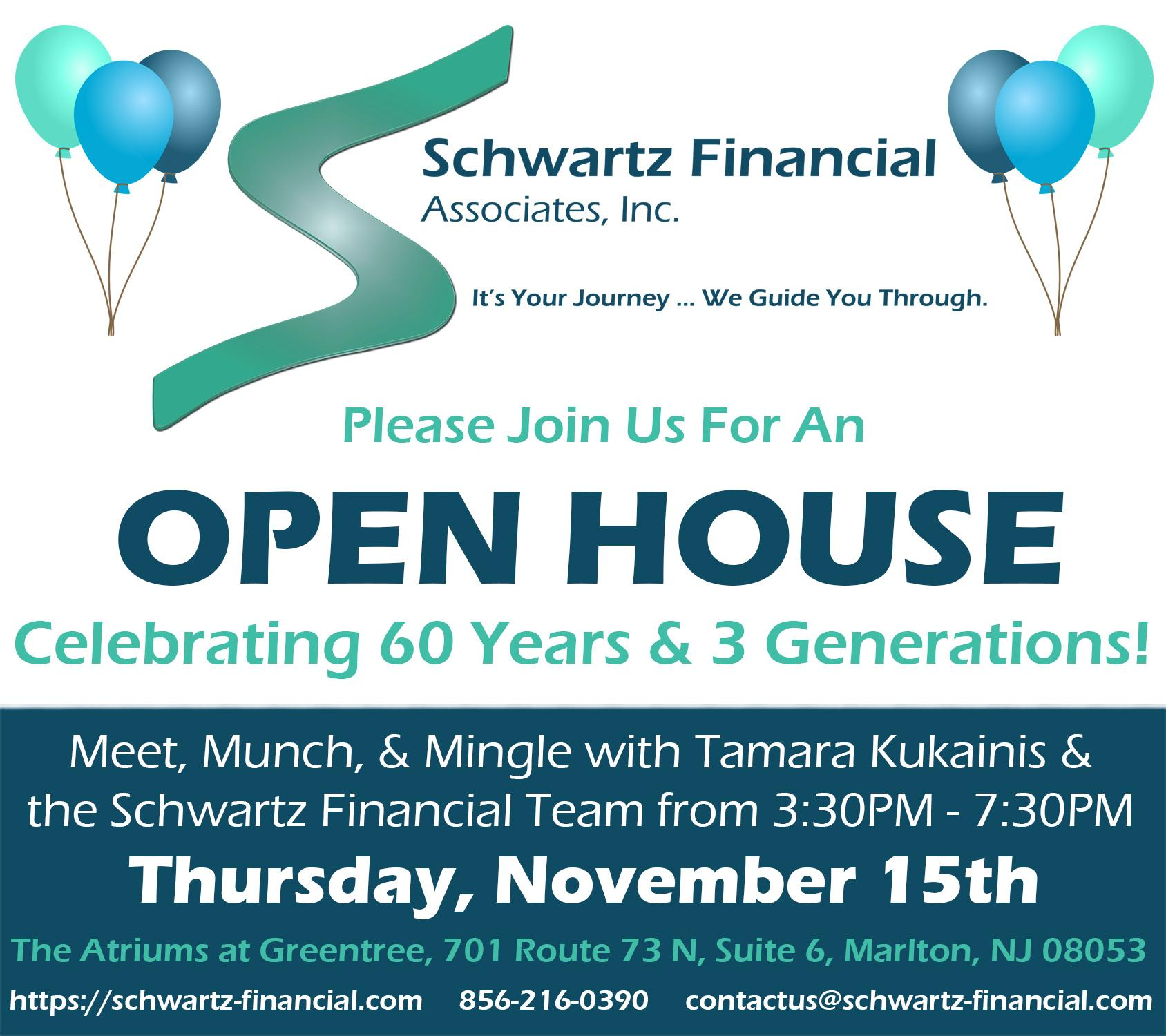 60th Anniversary Open House Event! Thumbnail