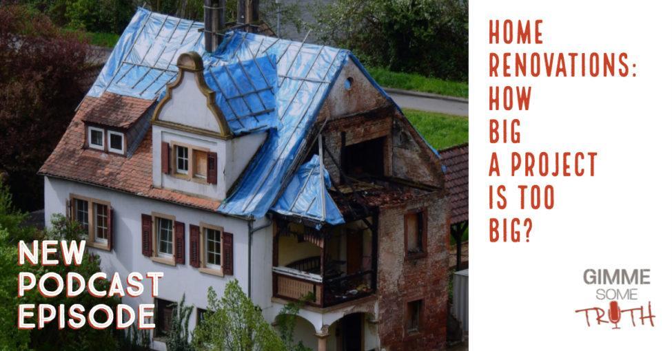 Home Renovation Thumbnail